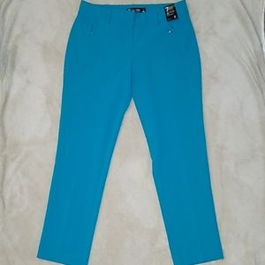 New York & Company Signature Fit Slim Ankle Pant